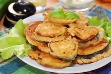 Μελιτζάνες τηγανιτές με αυγό - Συνταγές Μαγειρικής - Chefoulis