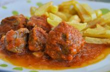 Ψαρονέφρι με κόκκινη σάλτσα - Συνταγές Μαγειρικής - Chefoulis