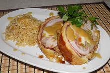 Χοιρινό γεμιστό σε σφολιάτα - Συνταγές Μαγειρικής - Chefoulis