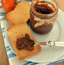 Delicious tomato jam