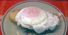 Αυγά νερόβραστα (ποσέ)