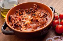 Χταπόδι κρασάτο - Συνταγές Μαγειρικής - Chefoulis