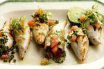 Καλαμαράκια γεμιστά αλλιώς: με μυρωδικά και φέτα, της Αναστασίας Λαμπρία