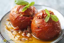 Ντομάτες γεμιστές - Γεμιστά