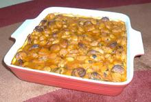 Γίγαντες με λουκάνικο - Συνταγές Μαγειρικής - Chefoulis
