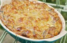 Μανιτάρια ογκρατέν - Συνταγές Μαγειρικής - Chefoulis