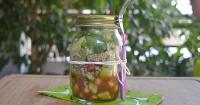 Σαλάτα σε βάζο! - Salad in a jar! - Lovecooking.gr