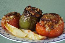 Γεμιστά - Συνταγές Μαγειρικής - Chefoulis