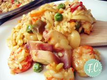 Ριζότο με Θαλασσινά  - Funky Cook