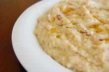 Συνταγή: Κοτόπουλο με σιτάρι, βούτυρο