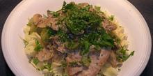 Συνταγή: Σοφρίτο, μοσχάρι με σκόρδο και μαϊντανό