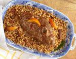 Γιουβέτσι με σιτάρι, των Αγλαΐας Κρεμέζη, Κώστα Μωραΐτη