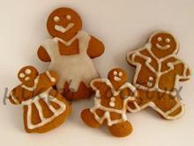 Gingerbread cookies greek style