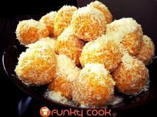 Φοντάν με Καρότο και Καρύδα - Funky Cook