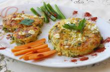 Ομελέτα λαχανικών - Συνταγές Μαγειρικής - Chefoulis