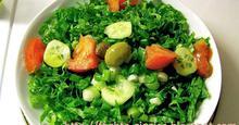 Μαρούλια σαλάτα