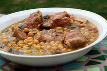 Ρεβύθια με μοσχαράκι - Συνταγές Μαγειρικής - Chefoulis