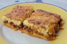 Μουσακάς με πατάτες - Συνταγές Μαγειρικής - Chefoulis