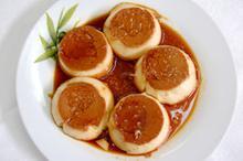 Συνταγή:Γλυκό με γάλα, ζάχαρη, αβγά, βανίλιες, λεμόνι