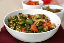 Μπάμιες στον φούρνο - Συνταγές Μαγειρικής - Chefoulis