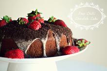 Σοκολατένιο Κέικ με Τσίλι, Εσπρέσσο και Μπισκότα Oreo - Funky Cook