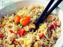 Fried Rice  - Funky Cook