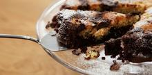Σοκολατένιο κέικ με αμαρέττο - Συνταγές - Νηστικό Αρκούδι - Από τον Αγρό στο Πιρούνι