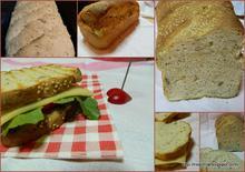 Νόστιμο σπιτικό ψωμί για τοστ – Tasty homemade toast bread