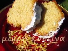 Κέικ λεμόνι της Ρούλας