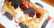 Semifreddo με Γιαούρτι και Μπισκότα OREO
