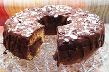 Κέικ γεμιστό με σοκολάτα - Συνταγές Μαγειρικής - Chefoulis