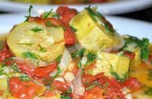 Κολοκυθάκια γιαχνί - Συνταγές Μαγειρικής - Chefoulis