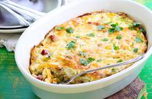 Λάχανο ογκρατέν - Συνταγές Μαγειρικής - Chefoulis
