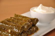 Ντολμαδάκια με μπακαλιάρο - Συνταγές Μαγειρικής - Chefoulis