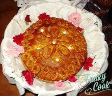 Πρεβέντα (Μπουγάτσα ή Κουλούρα) Παραδοσιακό Ψωμί - Funky Cook