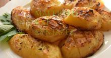 Πατάτες στο φούρνο λουκούμι !!!!