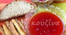 Μαρμελάδα κορόμηλο (τζάνερα)