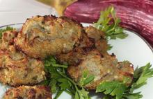Μελιτζανοκεφτέδες φούρνου - Συνταγές Μαγειρικής - Chefoulis