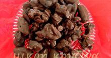 Νηστίσιμα σοκολατάκια με ξηρούς καρπούς ή αποξηραμένα φρούτα (βραχάκια ή ανώμαλα)