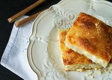 Τυρόψωμο (Παραδοσιακή Συνταγή Ορχομένου) - Funky Cook
