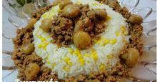 Σάλτσα κιμά με μανιτάρια