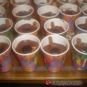 Τουρτάκια στο ποτήρι