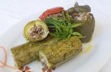 Γεμιστά με κιμά - Συνταγές Μαγειρικής - Chefoulis