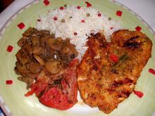 Κοτόπουλο στο τηγάνι, γρήγορο, νόστιμο αλλά και light .