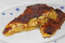 Πρασόπιτα με κιμά και καταϊφι - Συνταγές Μαγειρικής - Chefoulis