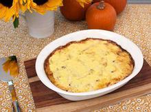 Μπακαλιάρος με πατάτες ογκραντέν - Συνταγές Μαγειρικής - Chefoulis