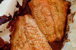 Σολομός στη λαδόκολλα με πορτοκάλι, της Gourmelita