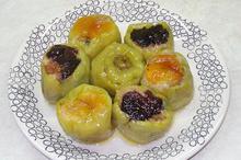 Πιπεριές γεμιστές με δαμάσκηνο και βερίκοκο - Συνταγές Μαγειρικής - Chefoulis