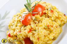 Ριζότο Milanese