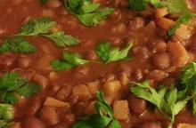 Μπαρμπουνοφάσουλα λαδερά - Συνταγές Μαγειρικής - Chefoulis